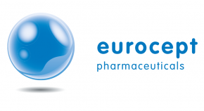 Logo Eurocept Pharmaceuticals